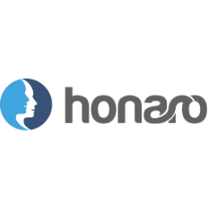 Logo of Honaro which helps promote companies in the Internet